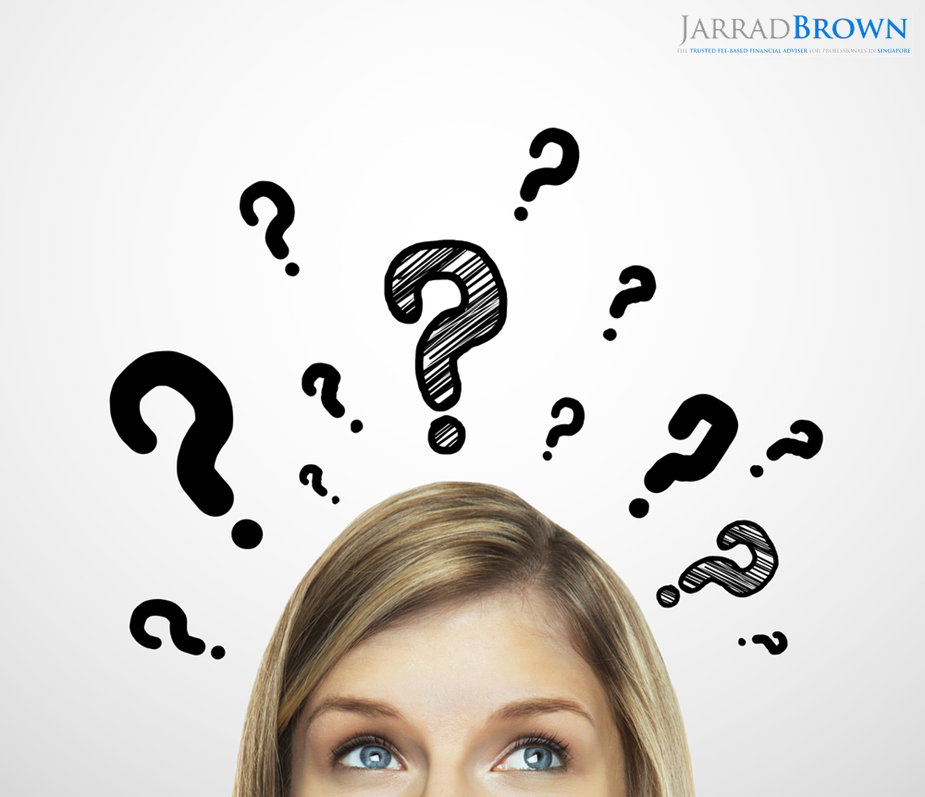 Questions to Ask Your Financial Adviser - Jarrad Brown