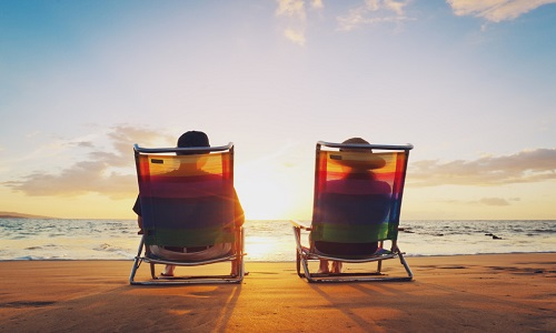 Retirement Planning - Beach - Jarrad Brown