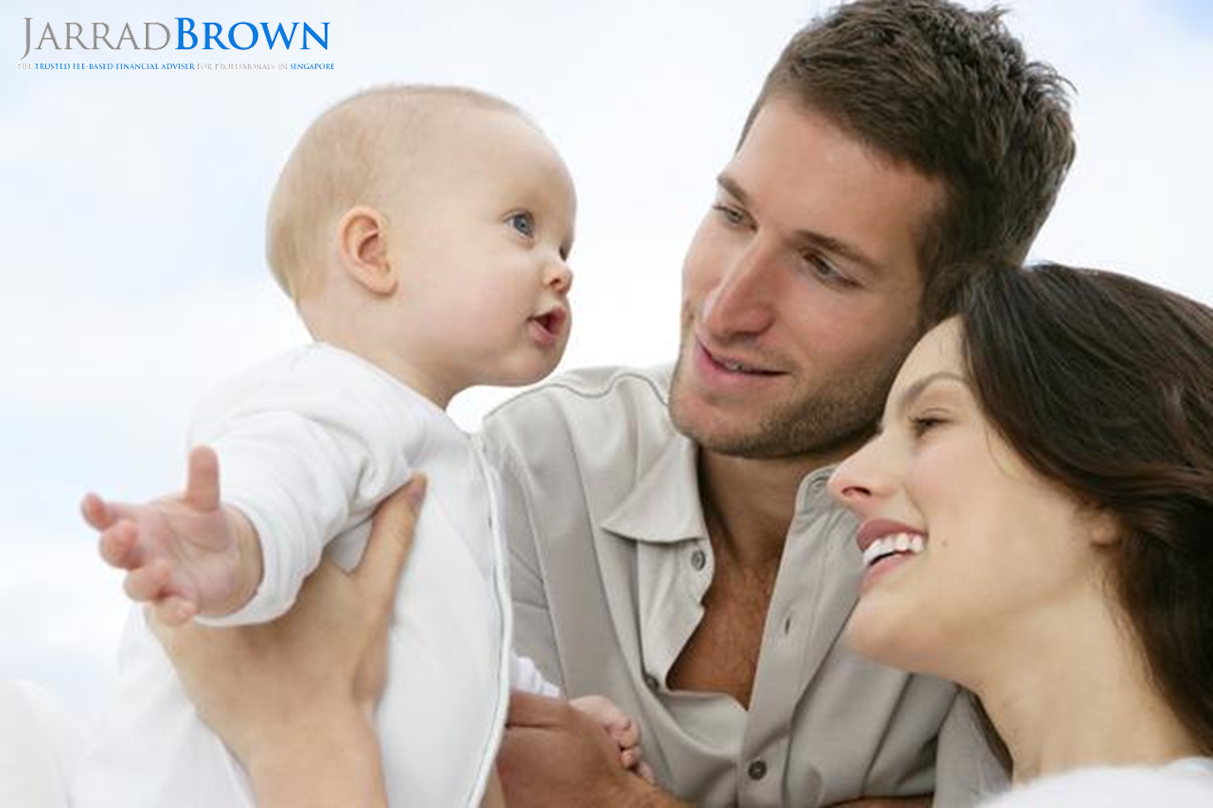 Insurance for Non-Working Spouse - Jarrad Brown - Fee-Based Financial Adviser in Singapore