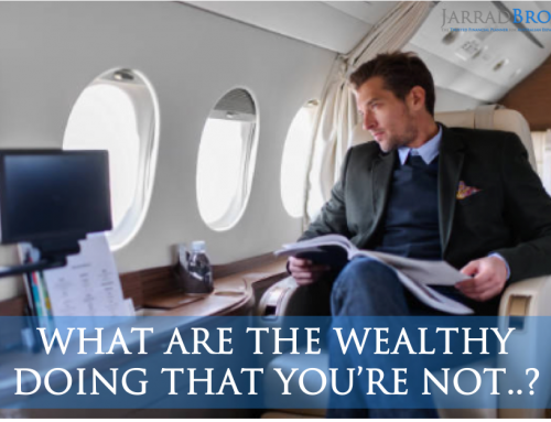 What Are The Wealthy Doing That You're Not..?