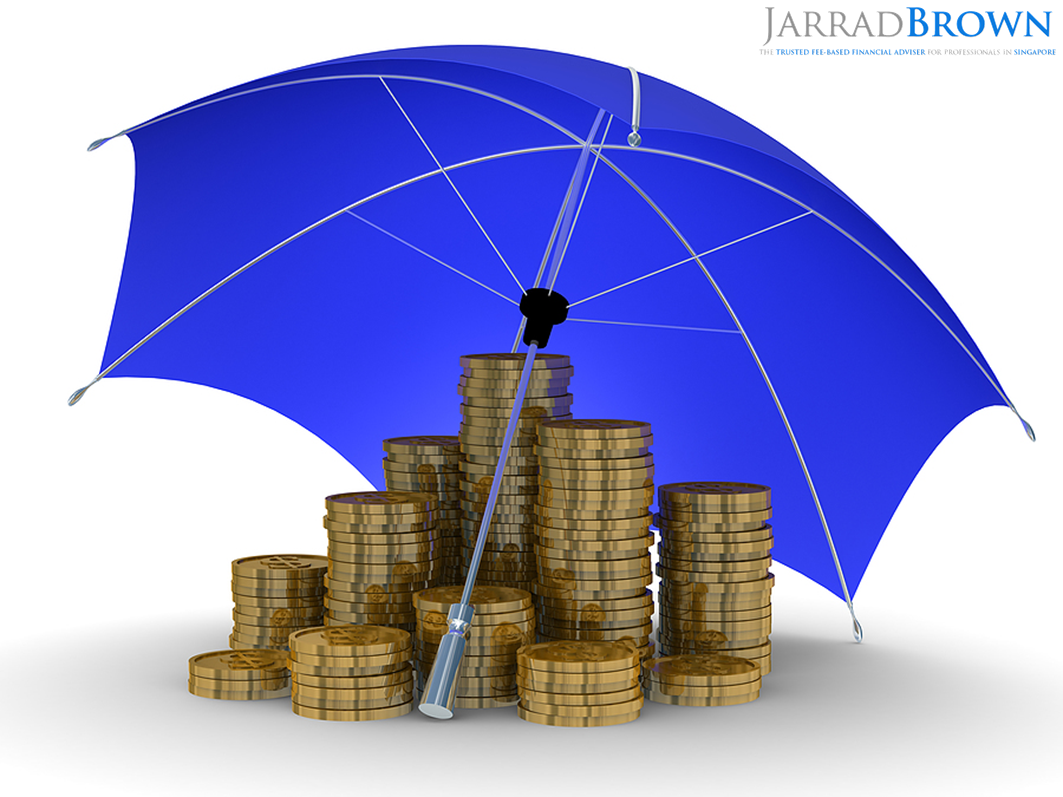 Have you insured your greatest asset - Jarrad Brown - Fee-Based Financial Adviser Singapore