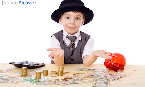 Are You Smarter than a 5 Year Old..? - Jarrad Brown - Fee-Based Financial Adviser in Singapore