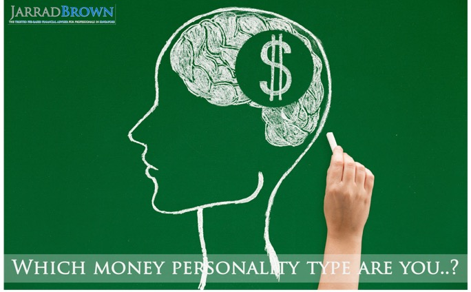 Discover Your Money Personality - Jarrad Brown - Australian Expat Financial Advice in Singapore