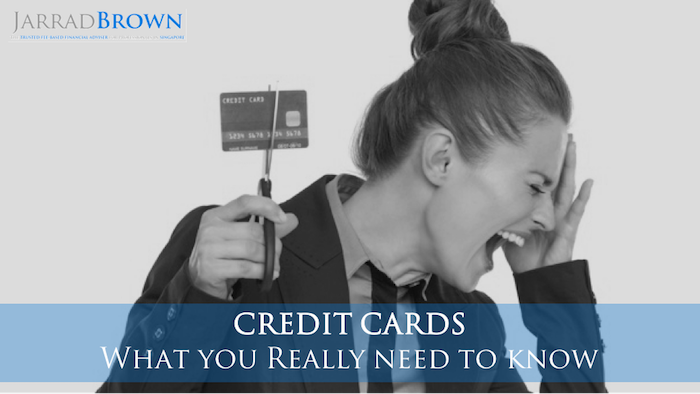 Credit Cards - What You REALLY Need to Know - Jarrad Brown - Fee-Based Financial Planner for Australian Expats in Singapore