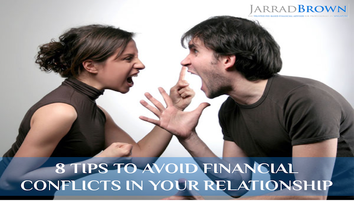 8 Top Tips to Avoid Money Conflicts for Couples