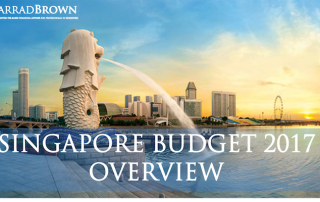 Singapore Budget 2017 - What it means for Expats in Singapore