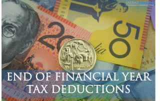 End of Financial Year - Craziest Tax Deductions Claimed - Jarrad Brown - Fee-Based Financial Planner for Australian Expats in SIngapore
