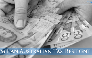 Am I an Australian Resident for Tax Purposes - Jarrad Brown - Financial Planner for Aussie Expats in Singapore
