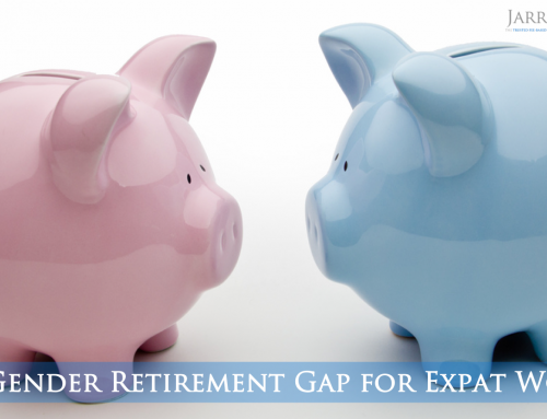 The Gender Retirement Gap & Expat Women