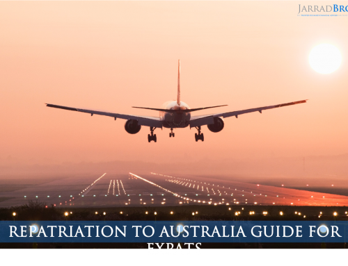 Aussie Expat Guide to Repatriation
