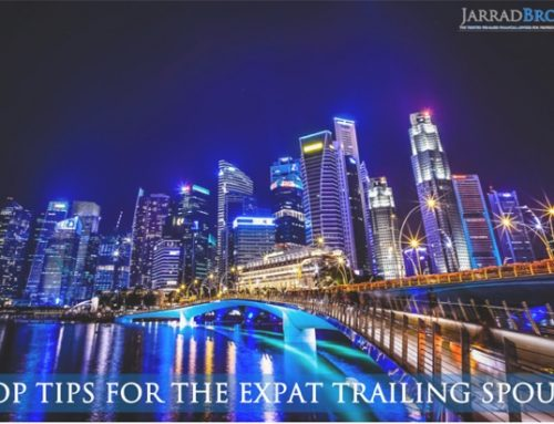 Top Tips for the Expat Trailing Spouse
