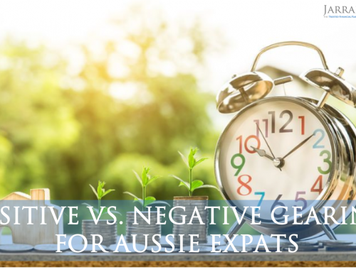 Positive vs Negative Gearing for Aussie Expats