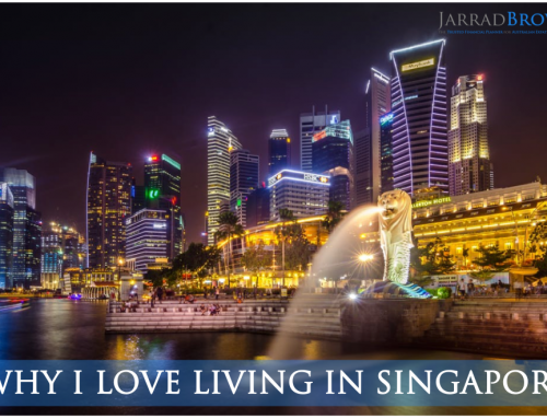 Top Ten Reasons I Enjoy Living in Singapore