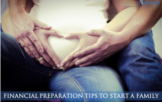 10 Top Tips to Financially Preparing to Start a Family - Jarrad Brown - Financial Planner to Australian Expats