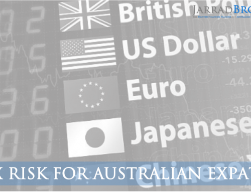 FX – The Key Risk to Australian Expats
