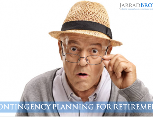 Contingency Planning for Your Retirement