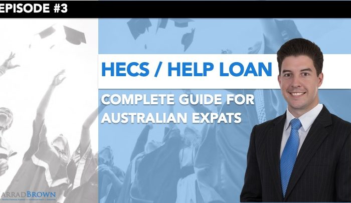 Episode 3 - HECS & HELP Guide for Australian Expats