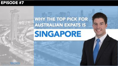 Why Singapore Ranks First Amongst Australian Expats