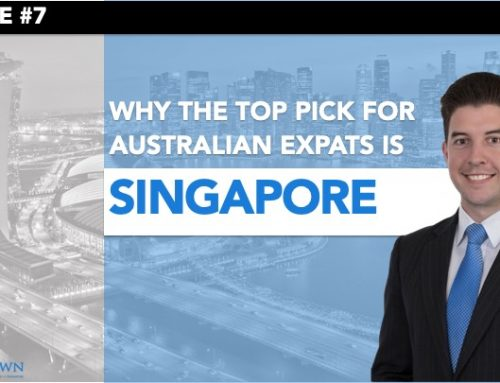 Why is Singapore a Top Choice for Australian Expats