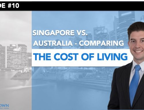 Video – Cost of Living Comparison – Singapore vs Australia