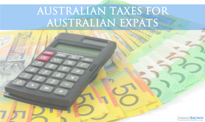Australian Taxes for Australian Expats in Singapore