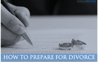 How to Prepare for your Divorce - Jarrad Brown - Fee-Based Financial Adviser in Singapore