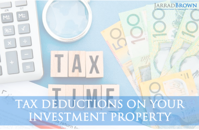 Tax Deductions on Your Investment Property