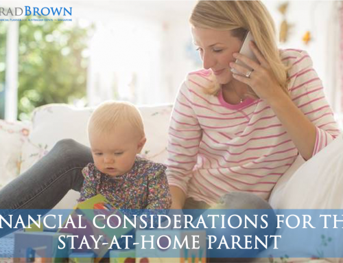 Financial Considerations of Becoming a Stay At Home Parent
