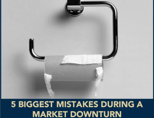Biggest Investors Mistakes During a Downturn