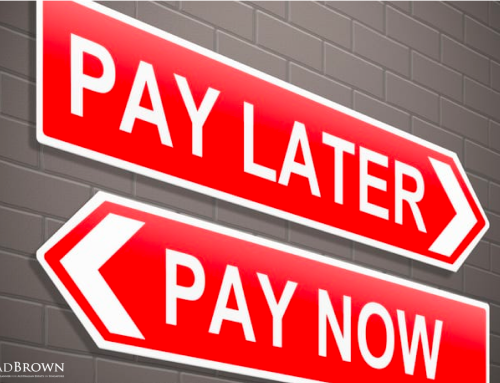 Buy Now – Pay Never