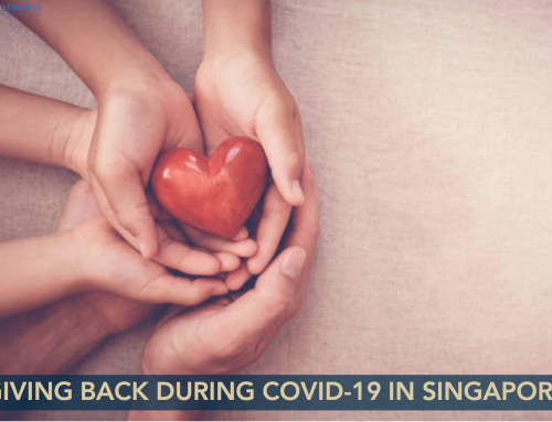 Giving Back in Singapore During COVID-19