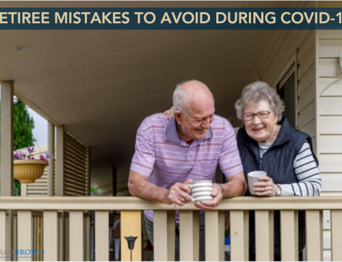 Retiree Mistakes to Avoid During COVID-19