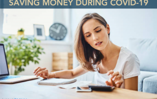 Saving Money During COVID-19 - Jarrad Brown - Australian Expat Financial Planner