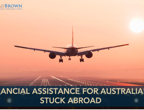 Financial Assistance for Australians Abroad