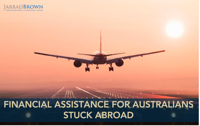 Financial Assistance for Australians Abroad - Jarrad Brown - Australian Expat Financial Planner