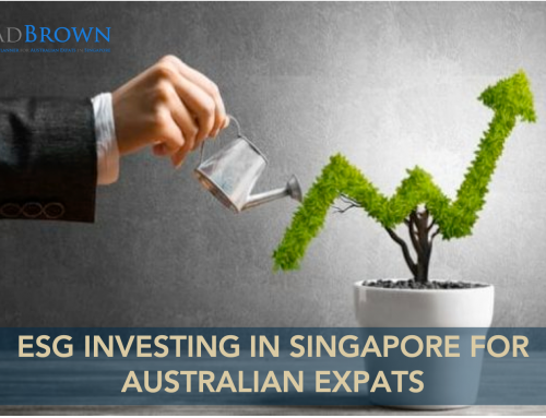 ESG Investing in Singapore for Australian Expats