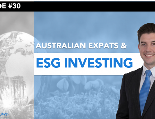 Video – ESG Investing for Australian Expats