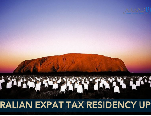 Australian Expat Tax Residency Proposed Changes